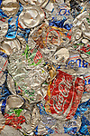 Staiman Recycling, Corp., 201 Hepburn, Williamsport, PA. Bailed aluminum soda cans.
