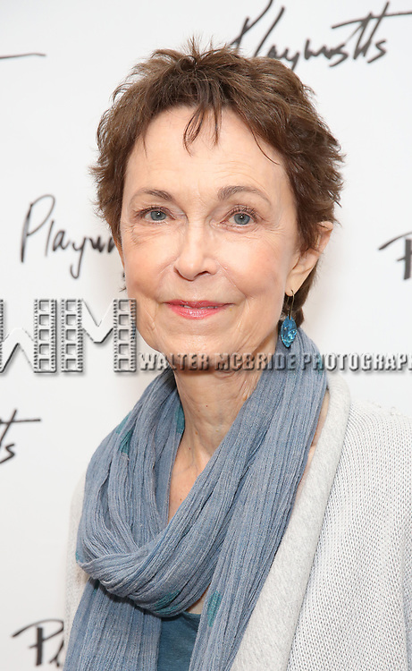 Deanna Dunagan during the first day of rehearsals for the Playwrights Horizons production of 'The Treasurer' on August 1, 2017 at the Playwrights rehearsal studio in New York City.