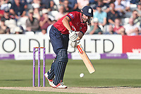 Alastair Cook in batting action for Essex during Essex Eagles vs Yorkshire Vikings, Royal London One-Day Cup Play-Off Cricket at The Cloudfm County Ground on 14th June 2018