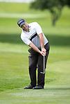 Jared Pender on the first day of play. Jennian Homes Charles Tour, Carrus Open, Tauranga Golf Club, Tauranga, New Zealand, Thursday 10 October 2019. Photo John Borren/www.bwmedia.co.nz