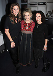 "Rita Wilson, Carol Kane & Rhea Perlman.appearing in  ""Celebrity Autobiography: In Their Own Words,"" the acclaimed, long-running LA- based comedy sensation at the Triad Theater in New York City..December 7, 2009."