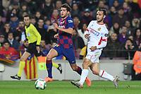 Sergi Roberto<br /> 07/12/2019 <br /> Barcelona - Maiorca<br /> Calcio La Liga 2019/2020 <br /> Photo Paco Largo Panoramic/insidefoto <br /> ITALY ONLY