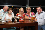 Sam and Bríd Maguire, Linda Grimes with Mary and David Fitzsimons  in Bru...Picture Jenny Matthews/Newsfile.ie