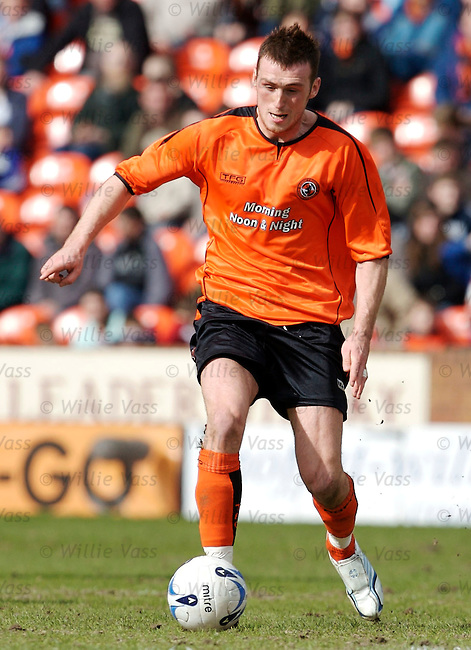 Lee Miller, Dundee Utd.stock season 2005-2006.pic willie vass