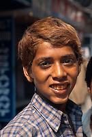 Indien, Uttar Pradesh, Agra, Jugendlicher