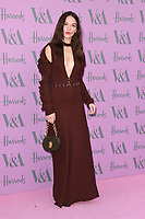 Anna Brewster<br /> arriving for the V&A Summer Party 2018, London<br /> <br /> ©Ash Knotek  D3410  20/06/2018