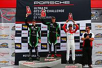 Race 2, Platinum Podium, #98 Mark Motors Racing, Porsche 991 / 2017, GT3CP: Zacharie Robichon, #78 Mark Motors Racing, Porsche 991 / 2017, GT3CP: Roman De Angelis, #35 POLICARO MOTORSPORT / SportsCarBoutique, Porsche 991 / 2018, GT3CP: Michael Di Meo
