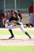 Rafael Ortega - Colorado Rockies - 2010 Instructional League.Photo by:  Bill Mitchell/Four Seam Images..