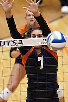 140918-Houston @ UTSA Volleyball