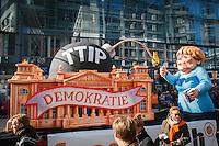 15-10-10 Demo gegen TTIP in Berlin