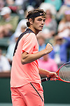 Taylor Fritz (USA) defeated Andrey Rublev (RUS)