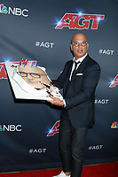 """LOS ANGELES - AUG 20:  Howie Mandel at the """"America's Got Talent"""" Season 14 Live Show Red Carpet at the Dolby Theater on August 20, 2019 in Los Angeles, CA"""