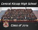 2016 Central Kitsap HS Graduation