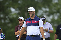 Jon Rahm (ESP) on the 17th tee during Wednesday's Practice Day of the 117th U.S. Open Championship 2017 held at Erin Hills, Erin, Wisconsin, USA. 14th June 2017.<br /> Picture: Eoin Clarke | Golffile<br /> <br /> <br /> All photos usage must carry mandatory copyright credit (&copy; Golffile | Eoin Clarke)