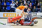 ROTTERDAM  - NK Reserve Hoofdklasse  Zaalhockey . Bloemendaal H2 - HDM H3 (4-3) .Bloemendaal kampioen COPYRIGHT KOEN SUYK