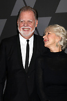 HOLLYWOOD, CA - NOVEMBER 11: Taylor Hackford, Helen Mirren at the AMPAS 9th Annual Governors Awards at the Dolby Ballroom in Hollywood, California on November 11, 2017. <br /> CAP/MPI/DE<br /> &copy;DE/MPI/Capital Pictures