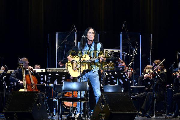 Ken Hensley In Concert. St.Petersburg, Russia, 26th November 2015.<br /> CAP/PER<br /> &copy; PER/CapitalPictures