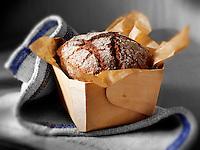 Deli Rye Bread loaves