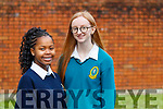 Palesa Hlongwane, Presentation Secondary School, Tralee who was winner of the (Junior National Title Poetry Aloud Award) with Majella Votta Mercy Mounthawk Secondary School, Tralee who was winner of the (Senior Category Award and over all winner of the Seamus Heaney Poetry Aloud Award).