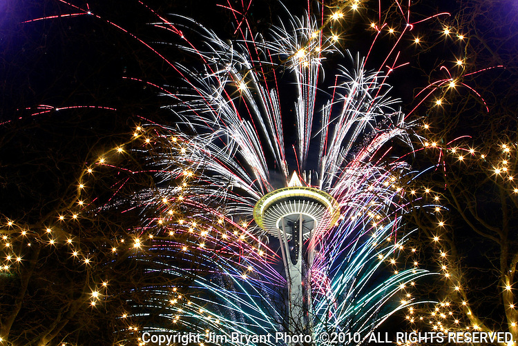 Seattle Space Needle | Jim Bryant Photography