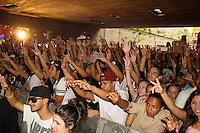 SÃO PAULO-SP-30.11.2014-FESTIVAL SP RAP -RINCON SAPIÊNCIA durante a primeira edição do festival gratuito SP RAP, realizado pela Praça das Artes e produzido pela Boia Fria Produções.Região central da cidade de São Paulo na tarde desse domingo,30.(Foto:Kevin David/Brazil Photo Press