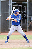 Ryan Jenkins - Kansas City Royals - 2010 Instructional League.Photo by:  Bill Mitchell/Four Seam Images..