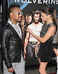Apl.de.ap & Fergie of The Black Eyed Peas at The Twentieth Century Fox L.A. Screening of X-Men Origins - Wolverine held at The Grauman's Chinese Theatre in Hollywood, California on April 28,2009                                                                     Copyright 2009 Debbie VanStory/RockinExposures