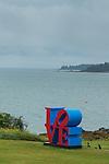 Maine Seaside Gardens 2014