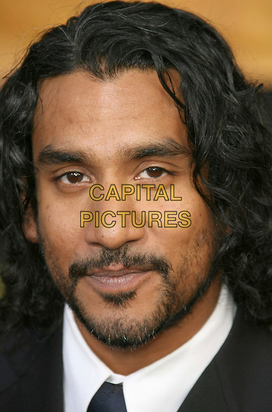 NAVEEN ANDREWS.12th Annual Screen Actors Guild Awards 'SAG' held at the Shrine Auditorium, Los Angeles, California, USA,.January 29th, 2006.Photo: Zach Lipp/AdMedia/Capital Pictures.Ref: ZL/ADM.headshot portrait beard facial hair.www.capitalpictures.com.sales@capitalpictures.com.© Capital Pictures.