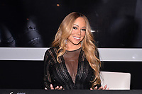 "NEW YORK - NOVEMBER 16: Mariah Carey appears at the opening of ""The Mariah Experience"" and release of her 16th full-length album ""Caution"" at Sony Square on November 16, 2018 in New York City. (Photo by Anthony Behar/PictureGroup)"