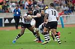 Elliot Dixon. Maori All Blacks vs. Fiji. Suva. MAB's won 27-26. July 11, 2015. Photo: Marc Weakley