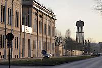 - Sesto San Giovanni (Milan), headquarters of Edison power company<br /> <br /> - Sesto S. Giovanni (Milano), sede della societ&agrave; elettrica Edison