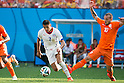 Alexis Sanchez (CHI), Wesley Sneijder (NED), JUNE 23, 2014 - Football / Soccer : FIFA World Cup Brazil 2014 Group B match between Netherlands 2-0 Chile at Arena de Sao Paulo Stadium in Sao Paulo, Brazil. (Photo by Maurizio Borsari/AFLO)