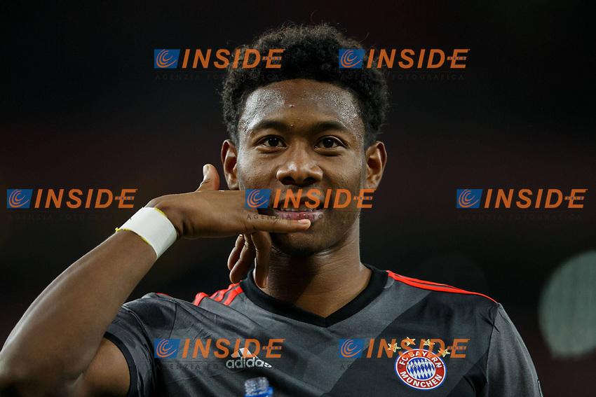 Londra (Inghilterra) 07/03/2017 - Champions League / Arsenal-Bayern Monaco / foto Imago/Insidefoto <br /> nella foto: David Alaba <br /> ITALY ONLY