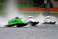 Jason Nelson, (#18), Chris Carrigan, (#13) and Jeff Zeller, (#96)  (SST-45 class)