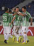 Barranquilla- Atlético Nacional venció 3 goles por 0 a Uniautónoma, en el partido correspondiente a la décima jornada del Torneo Clausura 2014, desarrollado en el estadio Metropolitano Roberto Meléndez.