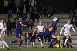 Spanish Women's Football League Iberdrola 2017/18 - Game: 9.<br /> FC Barcelona vs Madrid CFF: 7-0.<br /> Natasha Andanova.