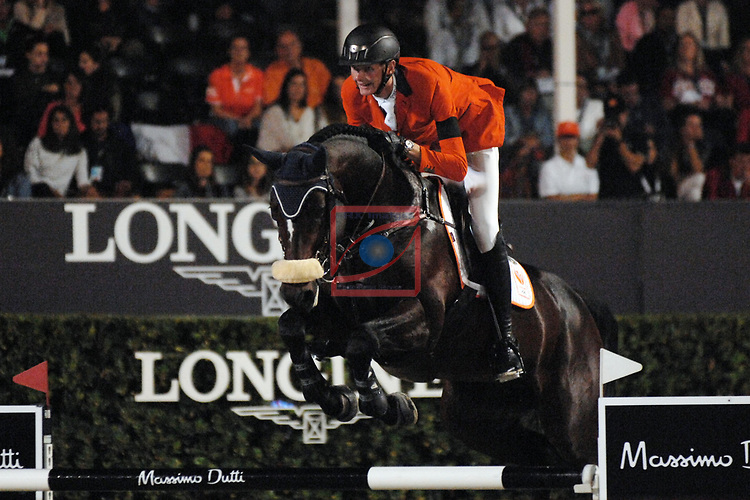 CSIO Barcelona 2018.<br /> Longines-Jumping Nations Cup-Barcelona 2018.<br /> Frank Schuttert.