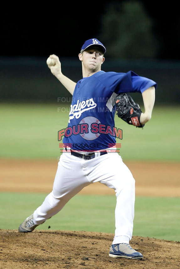 Danny Danielson - AZL Dodgers (2009 Arizona League)..Photo by:  Bill Mitchell/Four Seam Images..
