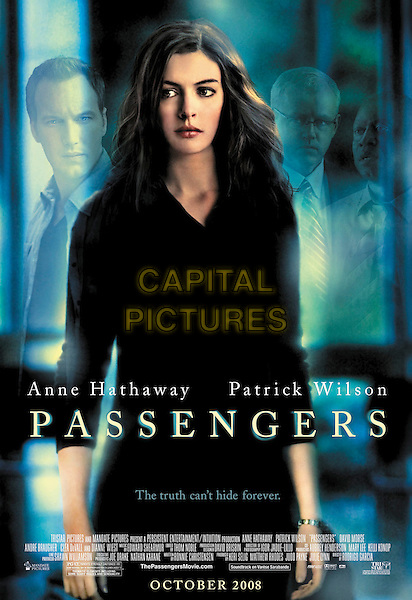 POSTER ART.in Passengers.*Filmstill - Editorial Use Only*.CAP/FB.Supplied by Capital Pictures.