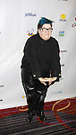 "One Life To Live Lea Delaria poses on the red carpet at the Imperial Court of New York's 26th ""Night of a Thousand Gowns"" on March 31, 2012 at the New York Marriott Marquis, New York City, New York.  (Photo by Sue Coflin/Max Photos)"