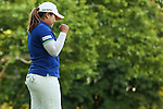 at the LPGA Championship 2014 Sponsored By Wegmans at Monroe Golf Club in Pittsford, New York on August 17, 2014