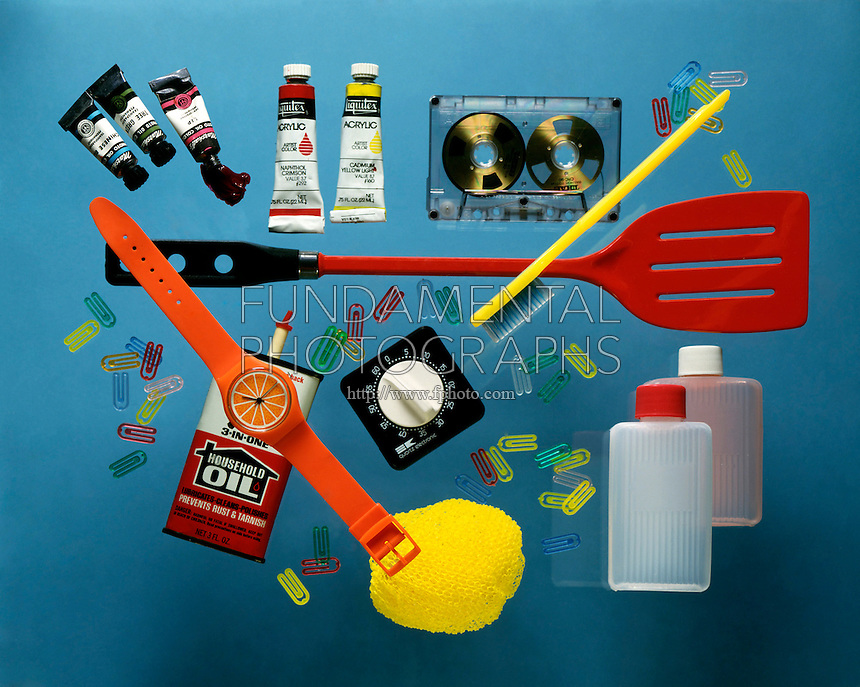 PETROLEUM PRODUCTS IN THE HOUSEHOLD<br />