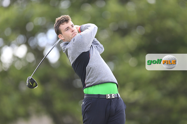 Kyle McCarron (North West) during the 1st round of the East of Ireland championship, Co Louth Golf Club, Baltray, Co Louth, Ireland. 02/06/2017<br /> Picture: Golffile | Fran Caffrey<br /> <br /> <br /> All photo usage must carry mandatory copyright credit (&copy; Golffile | Fran Caffrey)