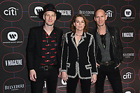 07 February 2019 - Los Angeles, California - Tim Hanseroth, Brandi Carlile, Ralph Hanseroth. 2019 Warner Music Group Pre-Grammy Celebration held at Nomad Hotel. Photo Credit: Birdie Thompson/AdMedia