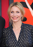 Cameron Diaz attends The L.A. Premiere of Sex Tape held at The Regency Village Theatre  in Westwood, California on July 10,2014                                                                               © 2014 Hollywood Press Agency