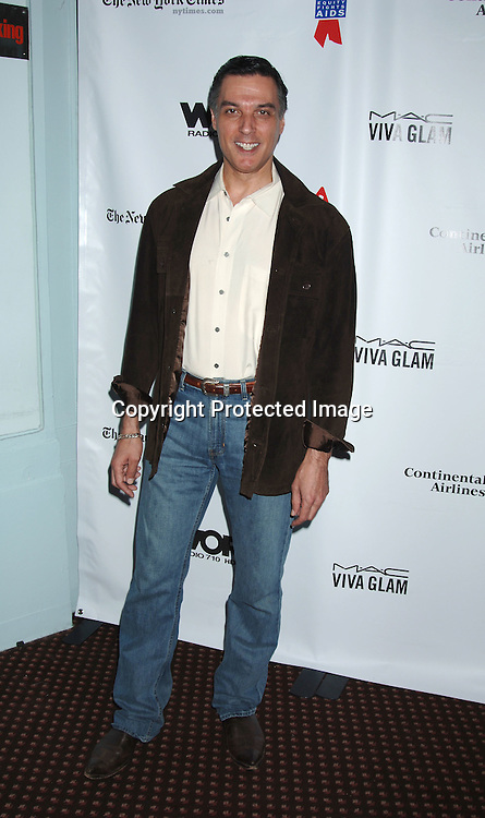 Robert Cuccioli..at The 20th Annual Broadway Cares/Equity Fights Aids Broadway Flea Market, Celebrity Autograph Table and Grand Auction on September 24, 2006 at Shubert Alley...Robin Platzer, Twin Images