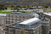 West Point Military Academy campus, New York, USA