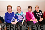 Tea Dance: Attending the tea dance at the Plaza Hall, Listowel on Sunday last were Mary Horgan, Theresa Collins, Mairead Lawlee & Eileen Mulvihill.