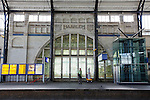Haarlem Train Station, Holland